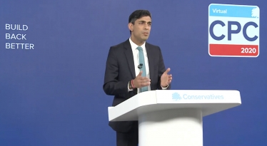 Rishi Sunak: Read the Chancellor's Keynote Speech in full